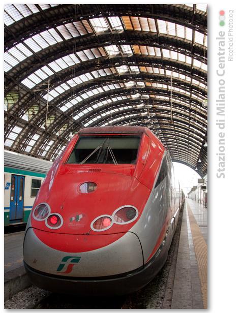 Stazione di Milano Centrale