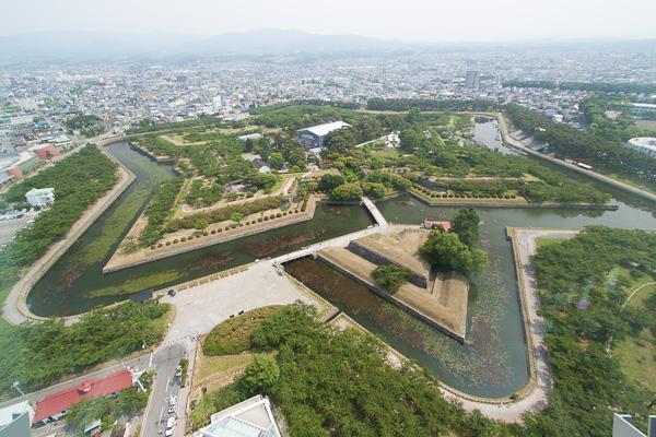 初夏の函館と大沼公園 '09