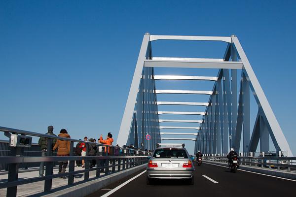 東京ゲートブリッジ開通!