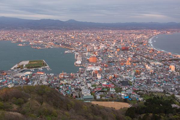 春の函館散歩 '12
