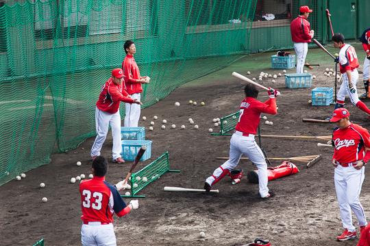 球春 '13 カープ編