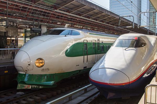 さようなら 新幹線200系