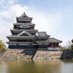 信濃・松本城