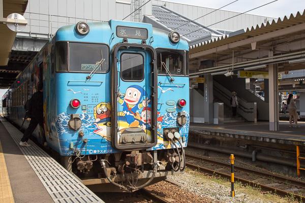 乗り鉄 '13初夏 氷見線・城端線