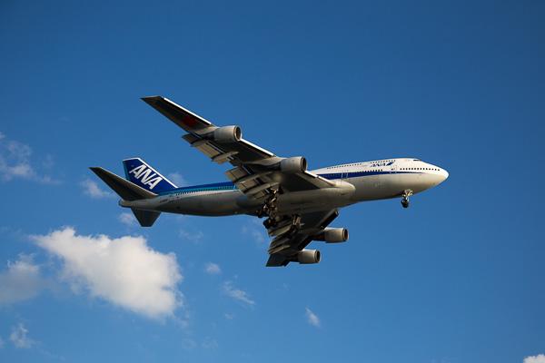 さようなら Boeing 747