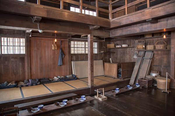 北海道 開拓の村 冬