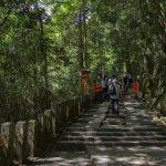 初秋の京都 '15 鞍馬寺から貴船へ