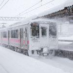 乗り鉄 '15-16冬 花輪線・北上線