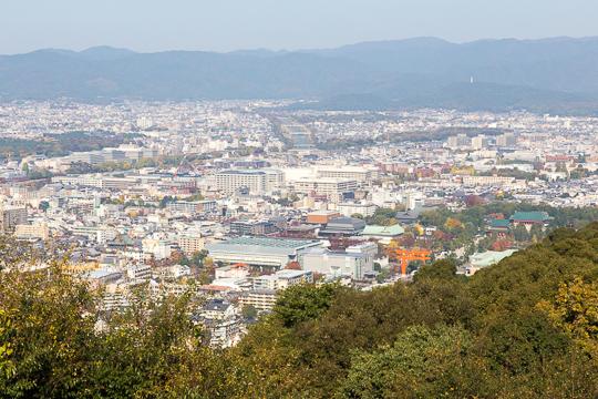 秋の京都 '16 #2 将軍塚