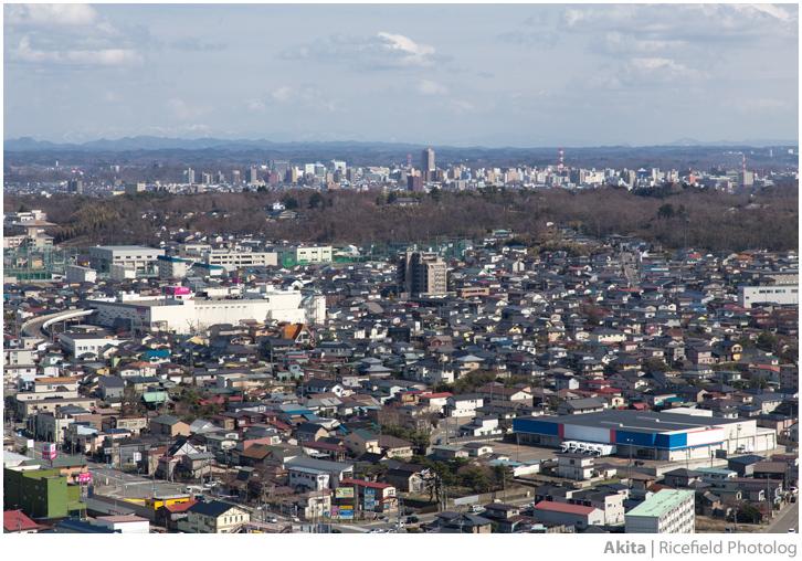 秋田ポートタワー