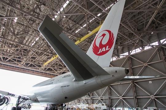 JAL SKY Museum #1