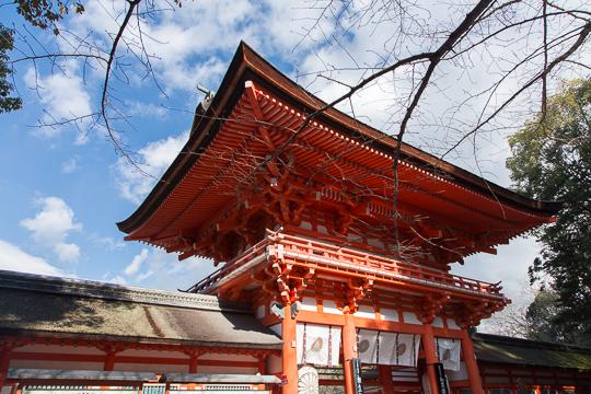 落葉の京都 '17 #2 糺の森